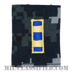 准尉 (CWO-2)(Chief Warrant Officer 2)[NWU Type1/ゴアテックスパーカー用スライドオン階級章]の画像