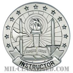 指導者章 (ベーシック・インストラクター)(Instructor Badge, Basic)[カラー/バッジ]の画像