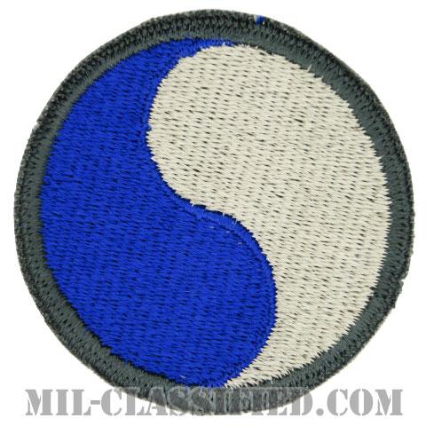 第29歩兵師団(29th Infantry Division)[カラー/カットエッジ/パッチ]の画像