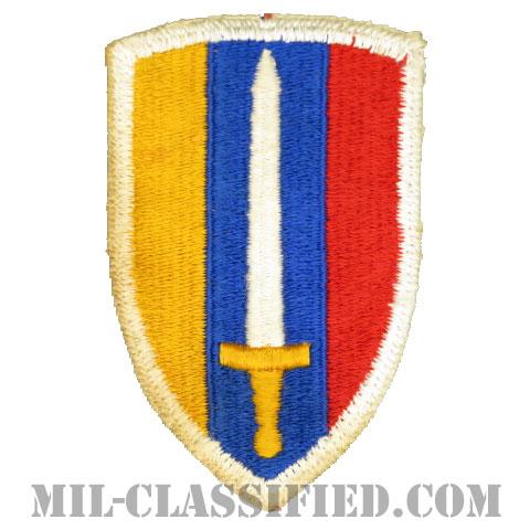 在ベトナムアメリカ陸軍(U.S. Army Vietnam)[カラー/カットエッジ/パッチ/中古1点物]の画像