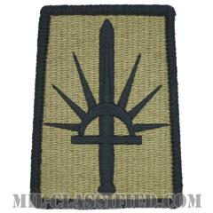 ニューヨーク州 州兵(National Guard, New York)[OCP/メロウエッジ/ベルクロ付パッチ]画像