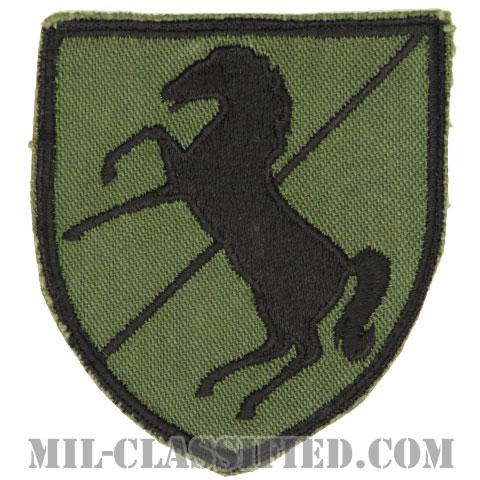 第11機甲騎兵連隊(11th Armored Cavalry Regiment)[サブデュード/カットエッジ/パッチ/中古1点物]の画像