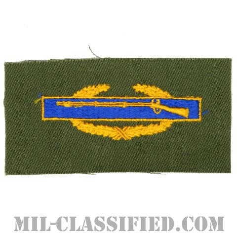 戦闘歩兵章 (フィフス)(Combat Infantryman Badge (CIB), Fifth Award)[カラー/パッチ]の画像