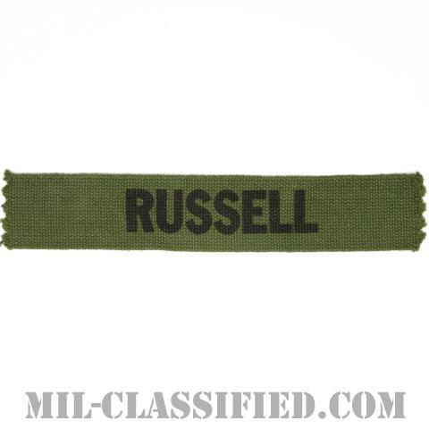 RUSSELL[サブデュード/プリント/ネームテープ/パッチ]の画像