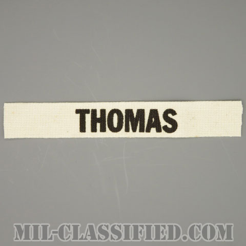 THOMAS[カラー/プリント/ネームテープ/パッチ]の画像