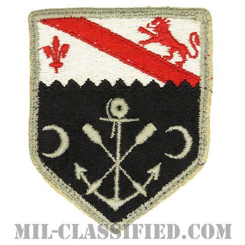 第1工兵大隊(1st Engineer Battalion)[カラー/カットエッジ/パッチ/中古1点物]の画像