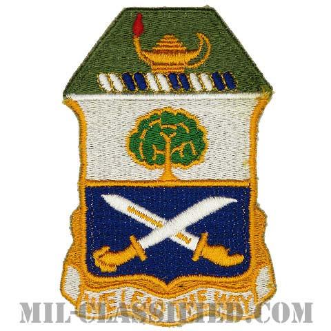 第29歩兵連隊(29th Infantry Regiment)[カラー/カットエッジ/パッチ/1点物]の画像