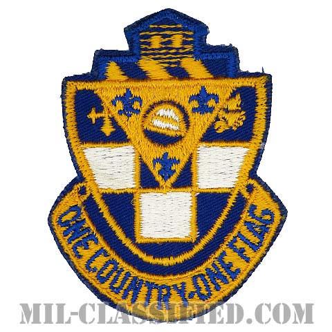 第178歩兵連隊(178th Infantry Regiment)[カラー/カットエッジ/パッチ/1点物]の画像