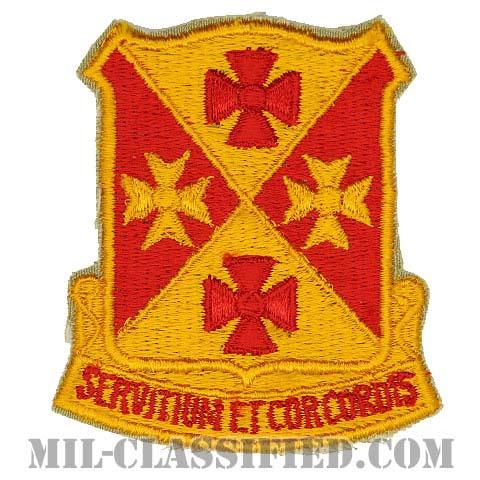 第701兵器大隊(701st Ordnance Battalion)[カラー/カットエッジ/パッチ/1点物]の画像