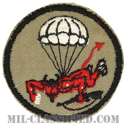 第508空挺歩兵連隊(508th Airborne Infantry Regiment)[カラー/カットエッジ/パッチ/1点物]の画像
