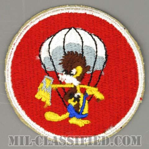 第127空挺工兵大隊(127th Airborne Engineer Battalion)[カラー/カットエッジ/パッチ/1点物]の画像