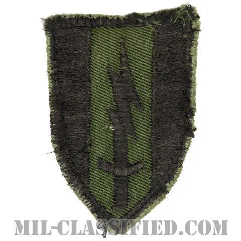 第1通信旅団(1st Signal Brigade)[サブデュード/カットエッジ/パッチ/ローカルメイド/中古1点物]の画像