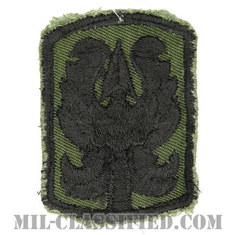 第199歩兵旅団(199th Infantry Brigade)[サブデュード/カットエッジ/パッチ/ローカルメイド/中古1点物]の画像