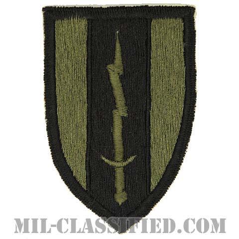 第1通信旅団(1st Signal Brigade)[サブデュード/カットエッジ/パッチ/ローカルメイド/1点物]の画像