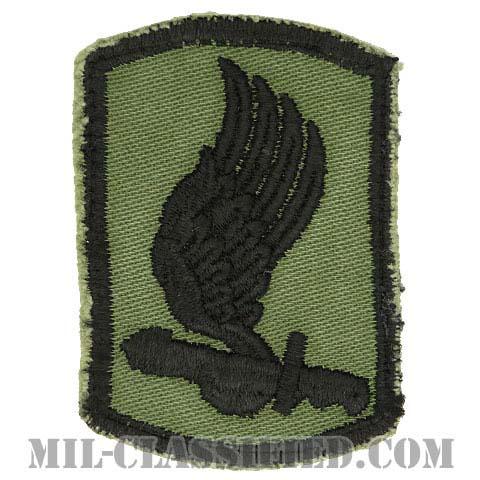 第173空挺旅団(173rd Airborne Brigade)[サブデュード/カットエッジ/パッチ/中古1点物]の画像