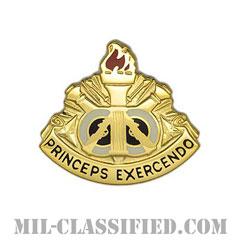 第108訓練師団(108th Training Division)[カラー/クレスト(Crest・DUI・DI)バッジ]の画像