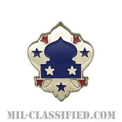 第5軍(5th Army)[カラー/クレスト(Crest・DUI・DI)バッジ]の画像