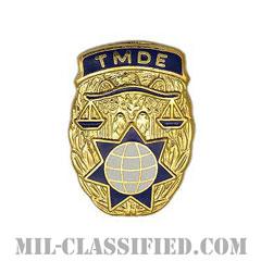 テスト計測診断装置支援活動コマンド(TMDE Support Activity command)[カラー/クレスト(Crest・DUI・DI)バッジ]の画像