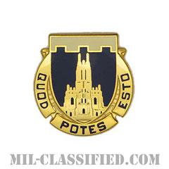 デューク大学予備役将校訓練課程(Duke University ROTC)[カラー/クレスト(Crest・DUI・DI)バッジ]の画像