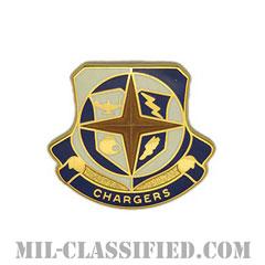 ウェルダン高校ジュニア予備役将校訓練課程(Weldon High School JROTC)[カラー/クレスト(Crest・DUI・DI)バッジ]の画像