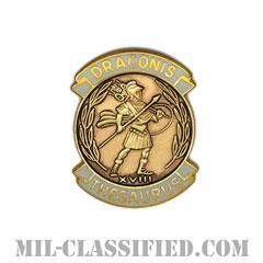第18財務グループ(18th Finance Group)[カラー/クレスト(Crest・DUI・DI)バッジ]の画像