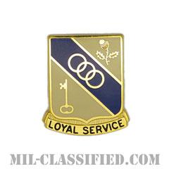 第503支援大隊(503rd Support Battalion)[カラー/クレスト(Crest・DUI・DI)バッジ]の画像