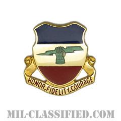 第73機甲連隊(73rd Armor Regiment)[カラー/クレスト(Crest・DUI・DI)バッジ]の画像