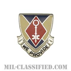 第75支援大隊(75th Support Battalion)[カラー/クレスト(Crest・DUI・DI)バッジ]の画像