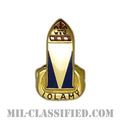 第68防空砲兵連隊(68th Air Defense Artillery Regiment)[カラー/クレスト(Crest・DUI・DI)バッジ]の画像