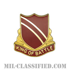 第108訓練連隊(108th Training Regiment)[カラー/クレスト(Crest・DUI・DI)バッジ]の画像