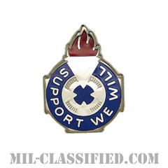第85訓練師団(85th Training Division)[カラー/クレスト(Crest・DUI・DI)バッジ]の画像