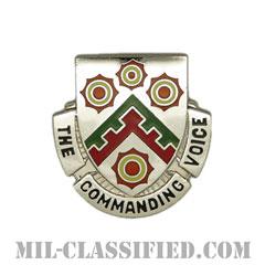 第426通信大隊(426th Signal Battalion)[カラー/クレスト(Crest・DUI・DI)バッジ]の画像