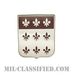 第307医療大隊(307th Medical Battalion)[カラー/クレスト(Crest・DUI・DI)バッジ]の画像