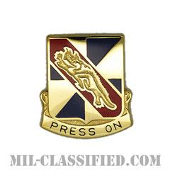 第159航空連隊(159th Aviation Regiment)[カラー/クレスト(Crest・DUI・DI)バッジ]の画像