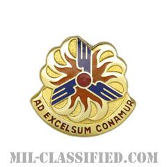 第12航空旅団(12th Aviation Brigade)[カラー/クレスト(Crest・DUI・DI)バッジ]の画像