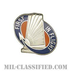 第449航空旅団(449th Aviation Brigade)[カラー/クレスト(Crest・DUI・DI)バッジ]の画像