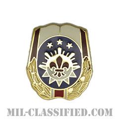フォート・アーウィン医療部隊(Medical Department Activity (MEDDAC) Fort Irwin)[カラー/クレスト(Crest・DUI・DI)バッジ]の画像