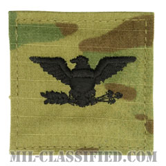 大佐(Captain)[OCP/海軍階級章/ベルクロ付パッチ]の画像