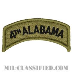 フォースアラバマタブ(4th Alabama Tab)[OCP/メロウエッジ/ベルクロ付パッチ]の画像