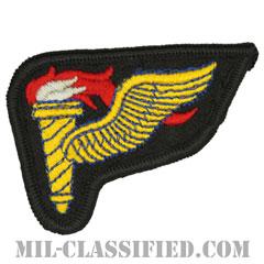 先導降下員章 (パスファインダー)(Pathfinder Badge)[カラー/メロウエッジ/パッチ]の画像