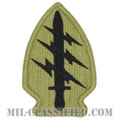 特殊部隊群(Special Forces Group)[OCP/メロウエッジ/ベルクロ付パッチ]画像