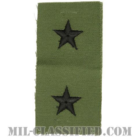 准将(Brigadier General (BG))[サブデュード/1960s/コットン100%/パッチ/ペア(2枚1組)]の画像