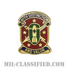 第71兵器群(71st Ordnance Group)[カラー/クレスト(Crest・DUI・DI)バッジ]の画像