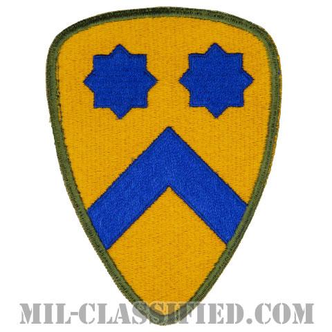 第2騎兵師団(2nd Cavalry Division)[カラー/カットエッジ/パッチ/1点物]の画像