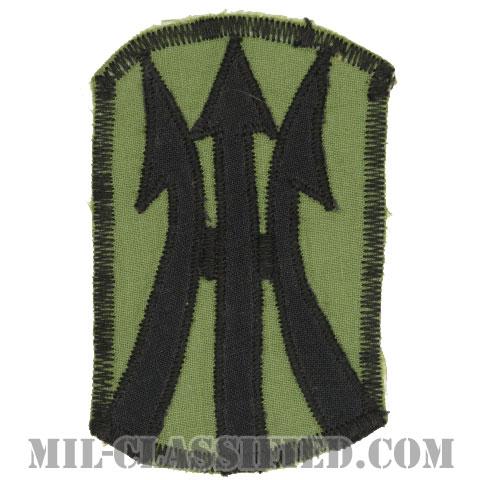 第11歩兵旅団(11th Infantry Brigade)[サブデュード/カットエッジ/パッチ/ローカルメイド/1点物]の画像