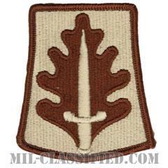 第800憲兵旅団(800th Military Police Brigade)[デザート/メロウエッジ/パッチ]の画像
