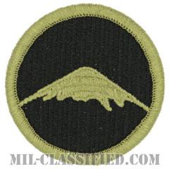 在日アメリカ陸軍(U.S. Army Japan)[OCP/メロウエッジ/ベルクロ付パッチ]画像