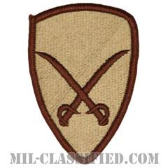 第6騎兵旅団(6th Cavalry Brigade)[デザート/メロウエッジ/パッチ]の画像