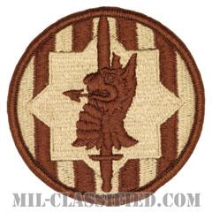第89憲兵旅団(89th Military Police Brigade)[デザート/メロウエッジ/パッチ]の画像