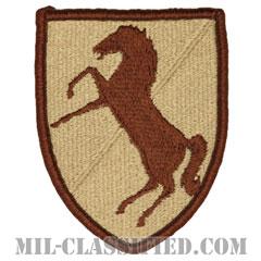 第11機甲騎兵連隊(11th Armored Cavalry Regiment)[デザート/メロウエッジ/パッチ]の画像